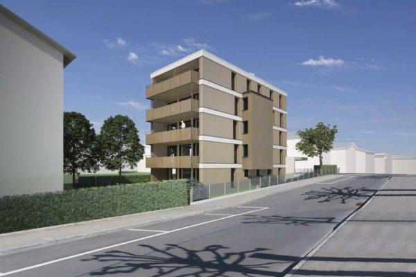 Erstvermietung: Mitten in Affoltern a.A. komfortable 4 1/2-Zimmerwohnung im Eigentumsstandard