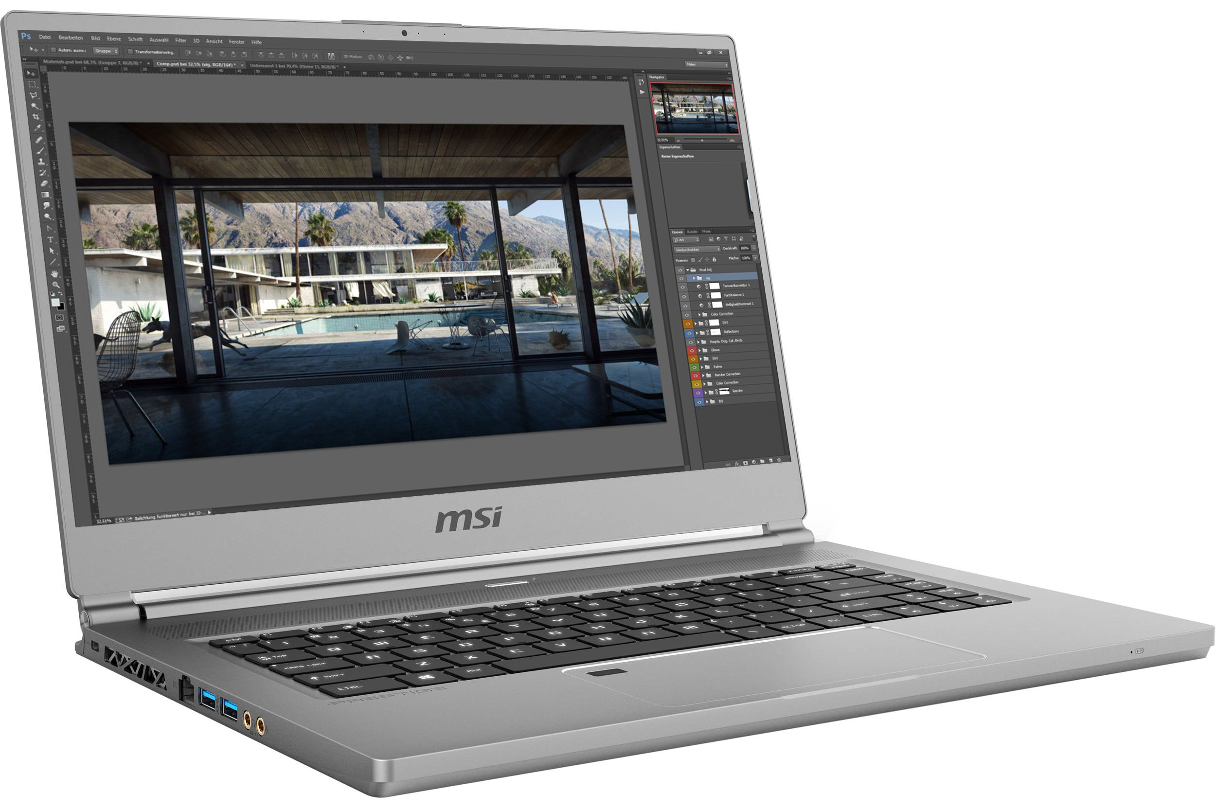 top laptops for architects msi p65 creator