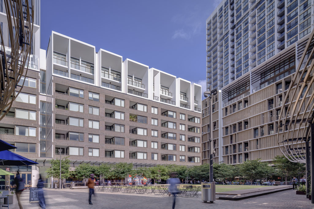 Darling Square Apartments, by Tzannes Architects. Photography by The Guthrie Project